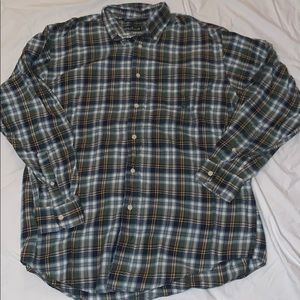 5/$20 Men's nautica long sleeve button down